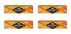 Jacobs Cream Crackers PM £1.49