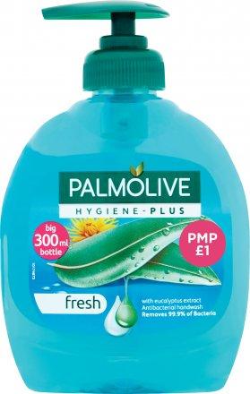 Palmolive Liquid Handwash Anti Bacterial Fresh PM £1