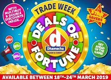 Deals of Fortune!