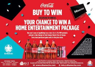 Coca Cola Supplier Week